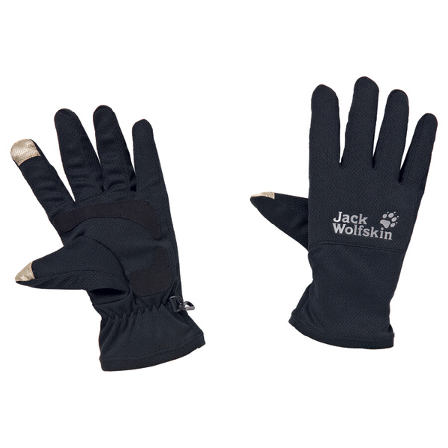 Jack Wolfskin Touch Glove black