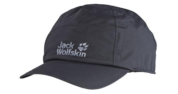 jack wolfskin texapore baseball cap unisex black. Black Bedroom Furniture Sets. Home Design Ideas