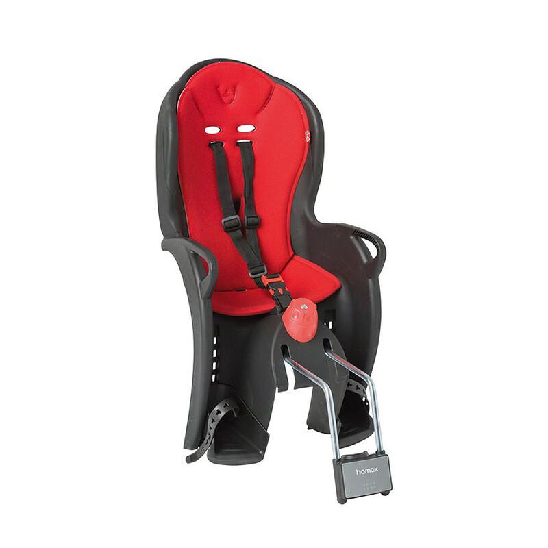 Sleepy Kindersitz schwarz/rot Kindersitz-Systeme