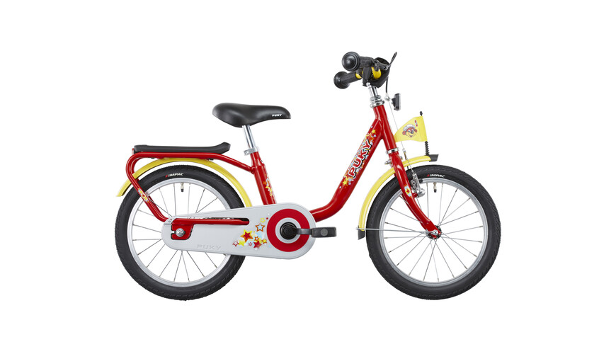 puky z6 kinderfahrrad 16 zoll rot g nstig kaufen. Black Bedroom Furniture Sets. Home Design Ideas