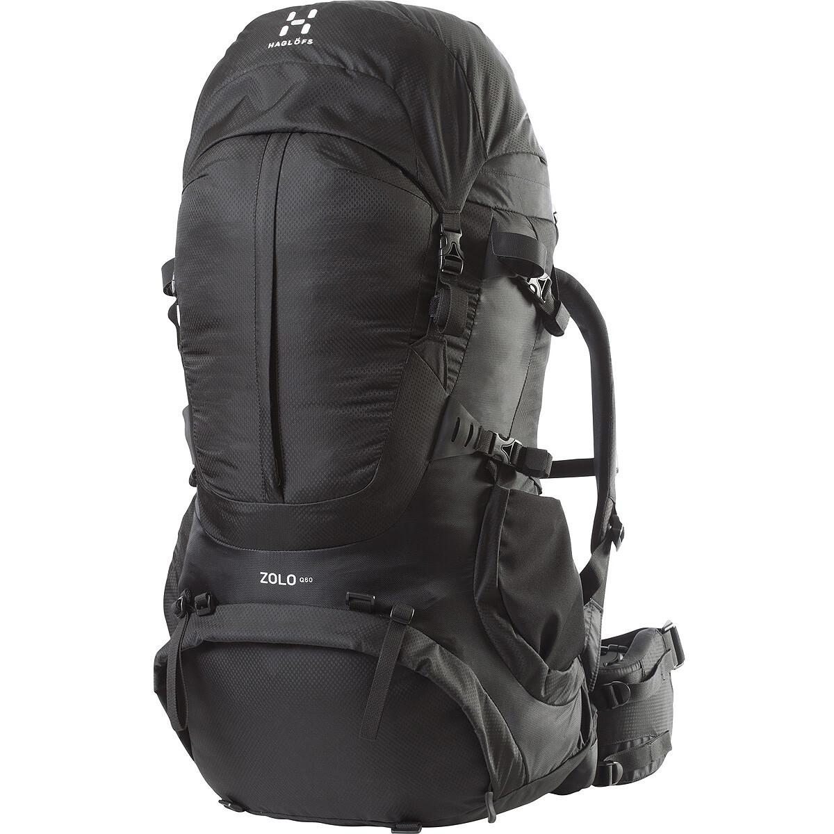 Mens OXO Expedition Rucksack 80L.  SOLD OUT.  Fully equipped trekking backpack, with the Instant Adjustable System...
