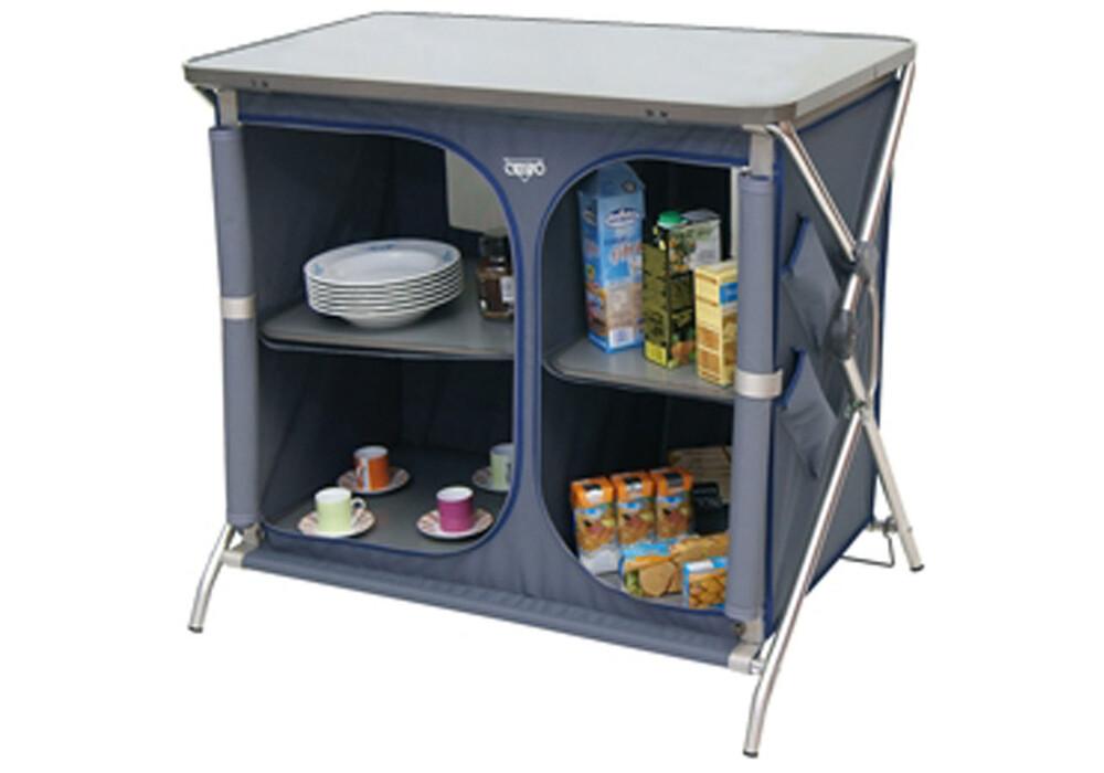 Crespo al 105 armario camping azul for Armario plegable camping