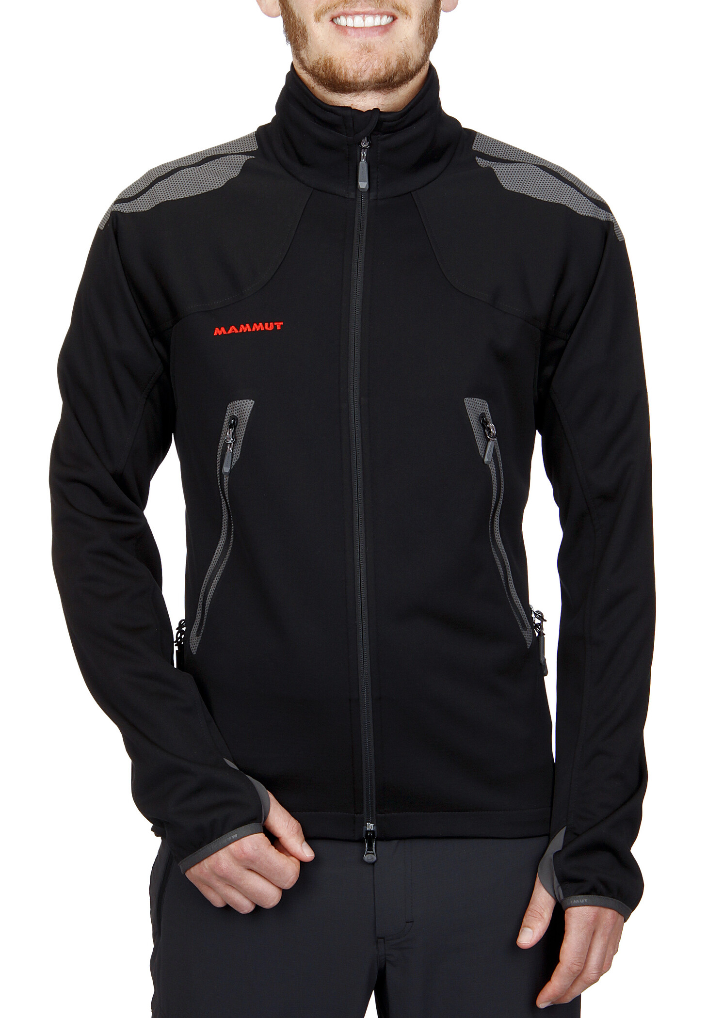 Mammut Mammut Ultimate Advanced Jacket Men black 2