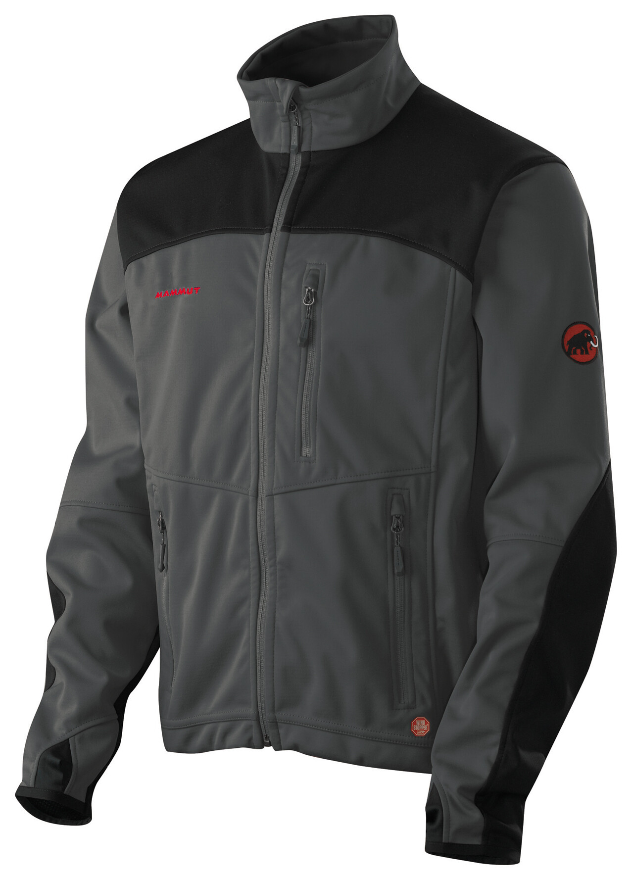 Mammut Ultimate Pro Jacket Men graphite-black 2013