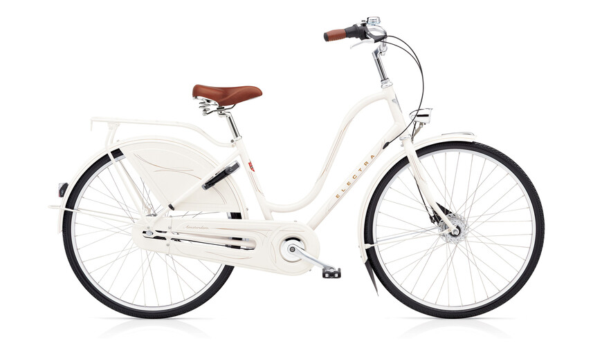 electra bike amsterdam royal 8i v lo hollandais femme ladies blanc boutique de v los en. Black Bedroom Furniture Sets. Home Design Ideas