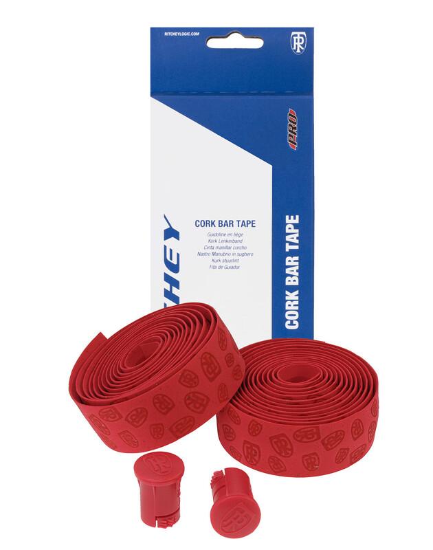 Comp Cork Lenkerband rot 2017 Lenkerbänder
