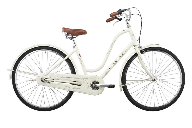 """Electra Amsterdam Original 3i Ladies cream unisize (28"""") 2017 Cityräder, Gr. un"""