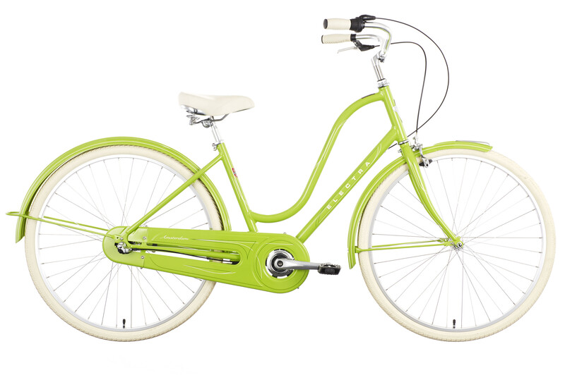 "Electra Amsterdam Original 3i Ladies spring green unisize (28"") 2017 Cityräder,"