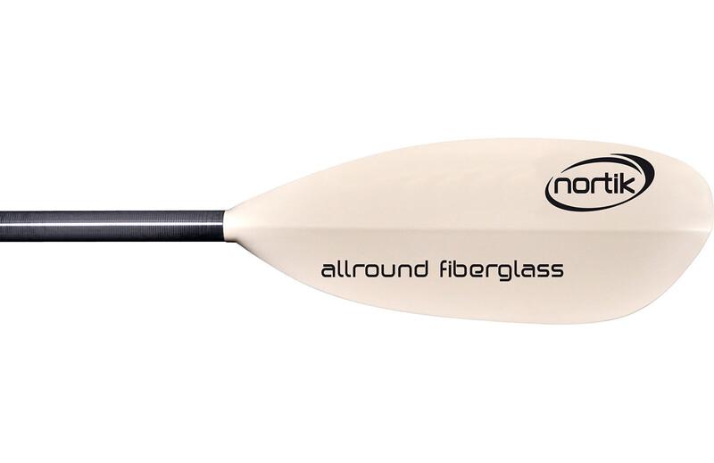 nortik Allround Fiberglass 240cm, 2-tlg. 2017 Bootzubehör