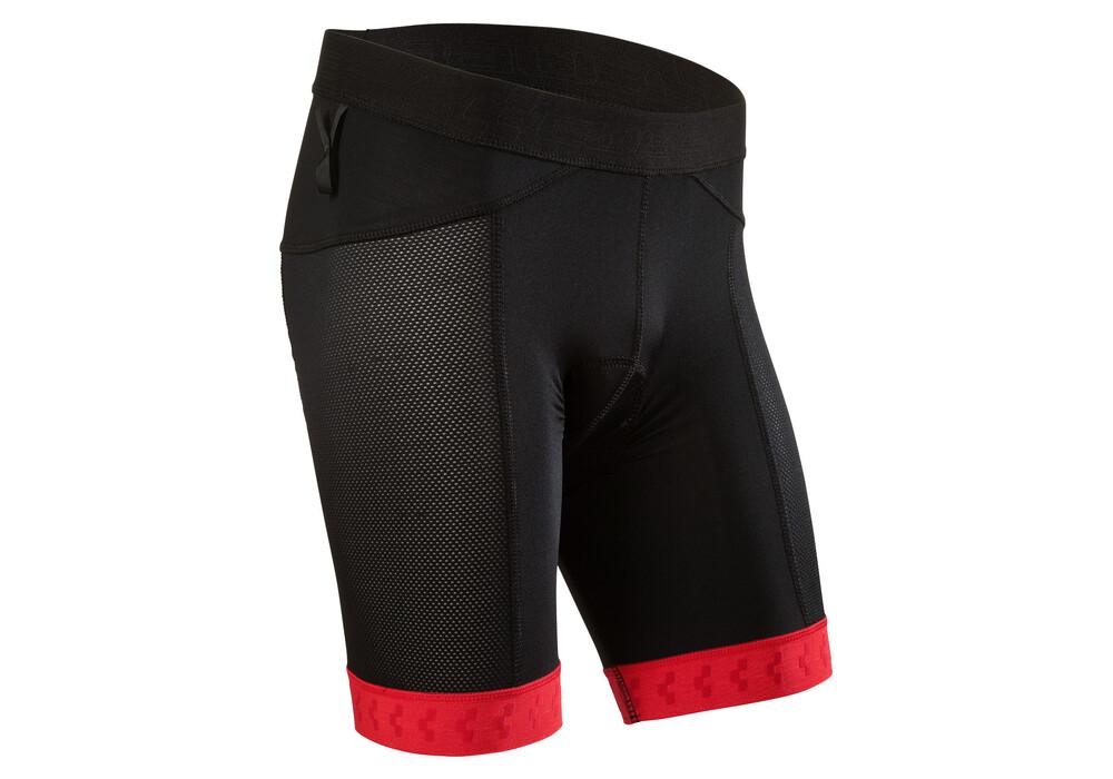 Cube race sous v tement homme pantalon int rieur noir for Vetement d interieur homme