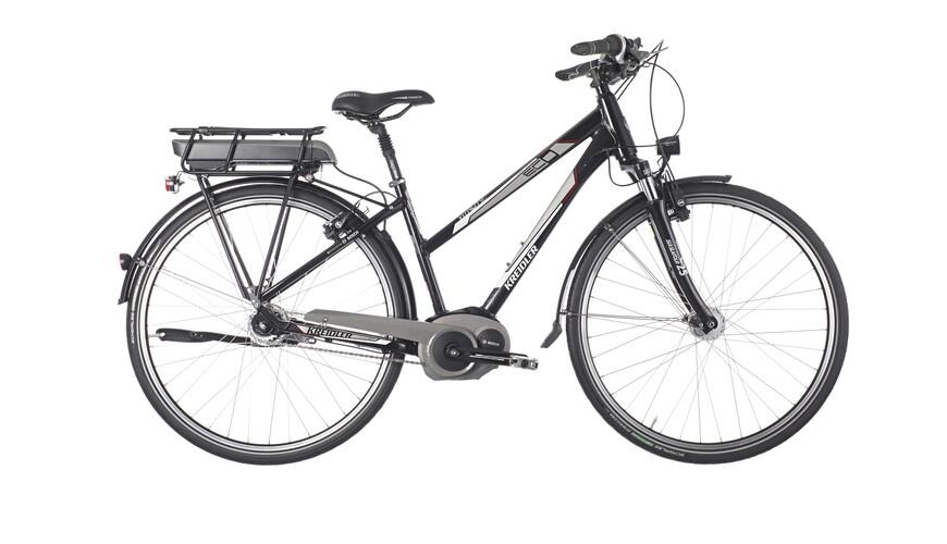 kreidler vitality eco ve6 dames e bike zwart bestellen. Black Bedroom Furniture Sets. Home Design Ideas