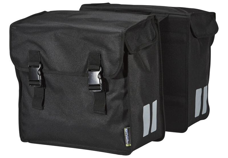 Mara Doppeltasche 3XL schwarz 2017 Gepäckträgertaschen