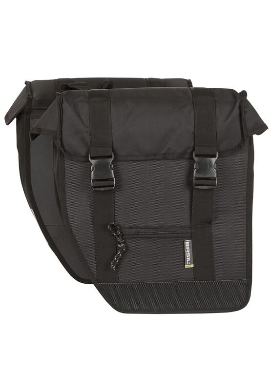 Tour Doppeltasche XL schwarz 2017 Gepäckträgertaschen