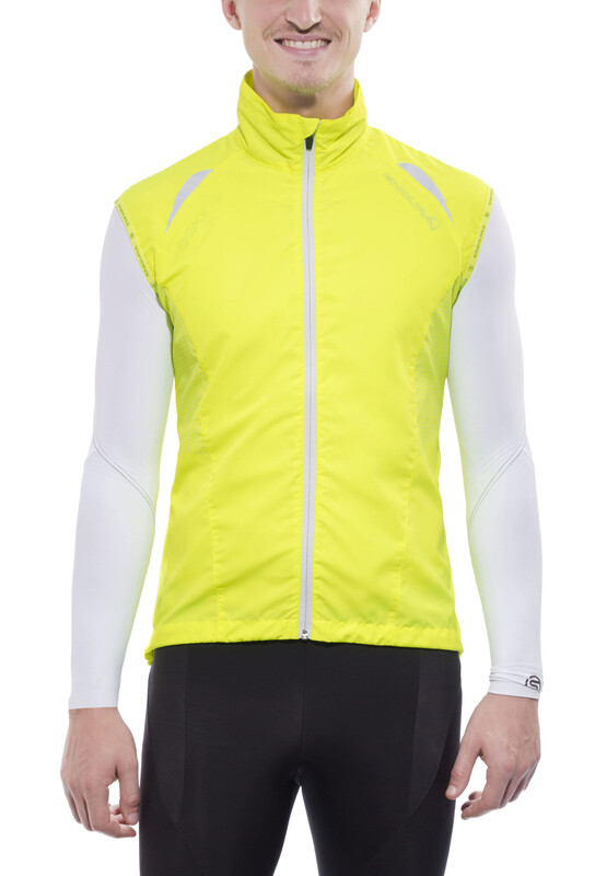 Endura Gridlock Gilet Herren Neon Gelb XXL 2017 Fahrradjacken, Gr. XXL