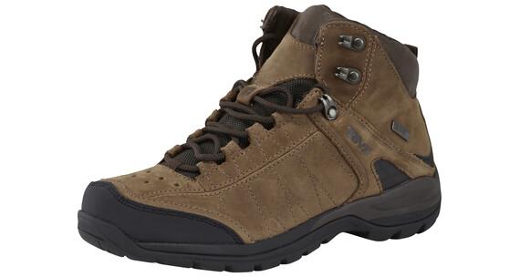 teva kimtah chaussures de trekking femme mid event leather marron sur. Black Bedroom Furniture Sets. Home Design Ideas