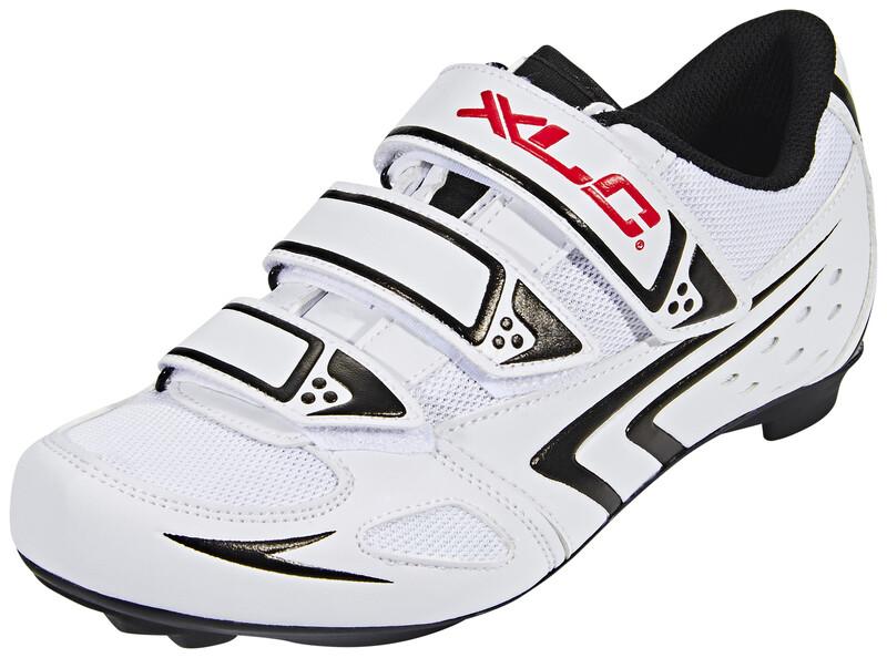 XLC CB-R04 Road Shoes Unisex weiß 45 2017 Fahrradschuhe, Gr. 45
