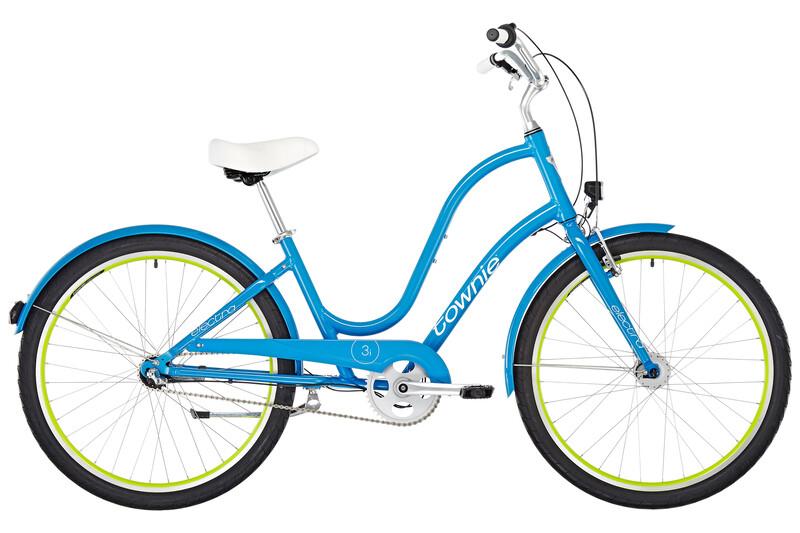 Electra Townie Original 3i EQ ladies caribbean blue unisize 2017 Cityräder, Gr.