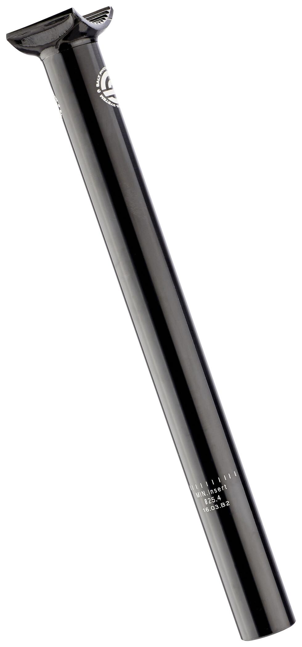Salt Pivotal Sattelst tze 260 mm 25 4 mm schwarz