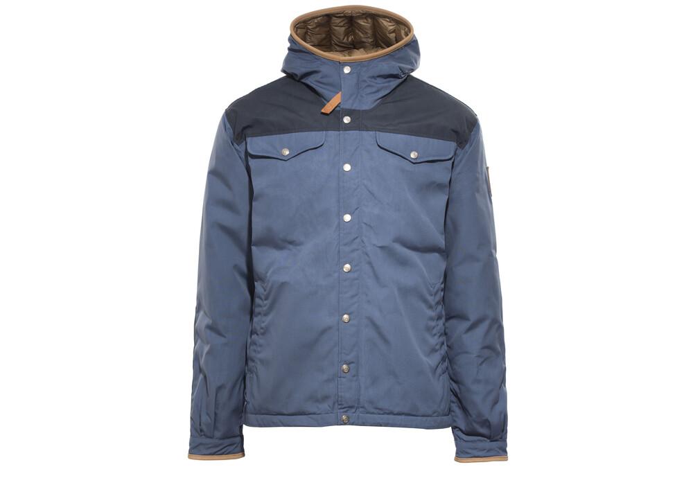 fj llr ven greenland no 1 down jacket men uncle blue dark. Black Bedroom Furniture Sets. Home Design Ideas