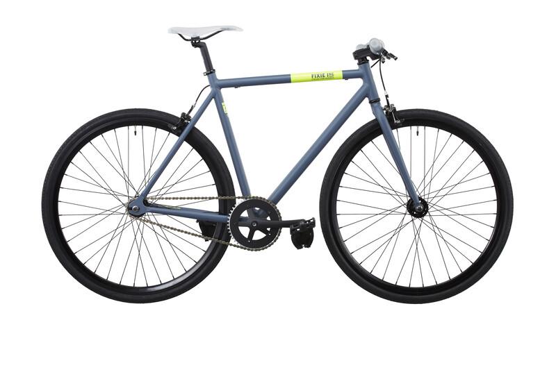 FIXIE Inc. Backspin grey 55,5 cm 2017 Cityräder, Gr. 55,5 cm