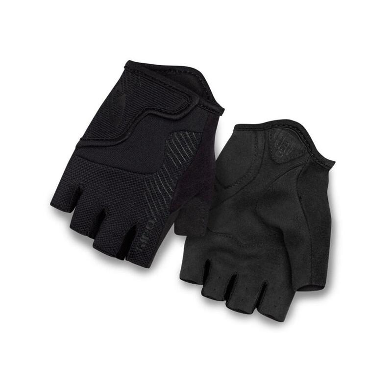Giro Bravo Junior Gloves mono black L 2017 Accessoires, Gr. L