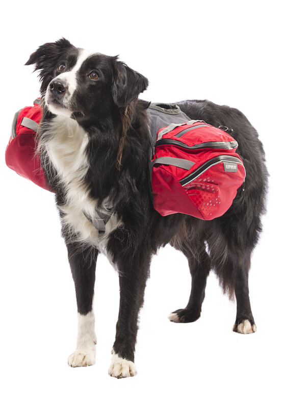 Ruffwear Palisades Pack red currant 2016 Tierbedarf, Gr. S