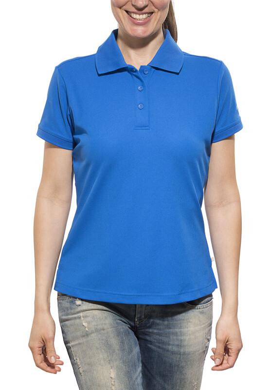 Craft Classic Polo Pique Shirt Women sweden blue XS 2017 Streetwear, Gr. XS