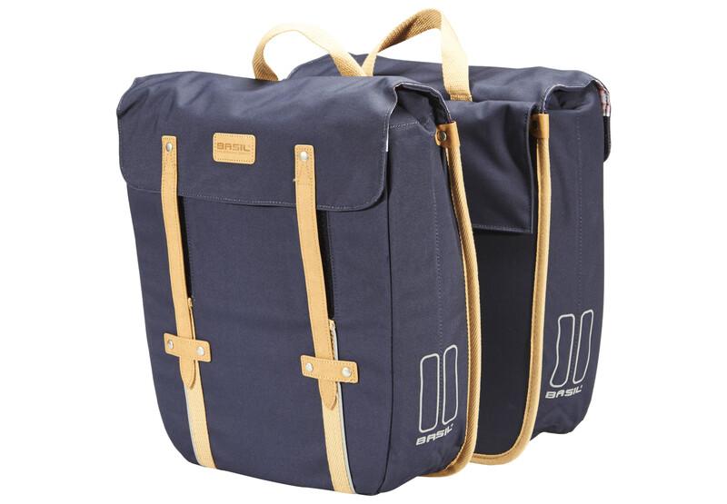 Portland Doppeltasche slimfit dunkelblau 2017 Gepäckträgertaschen