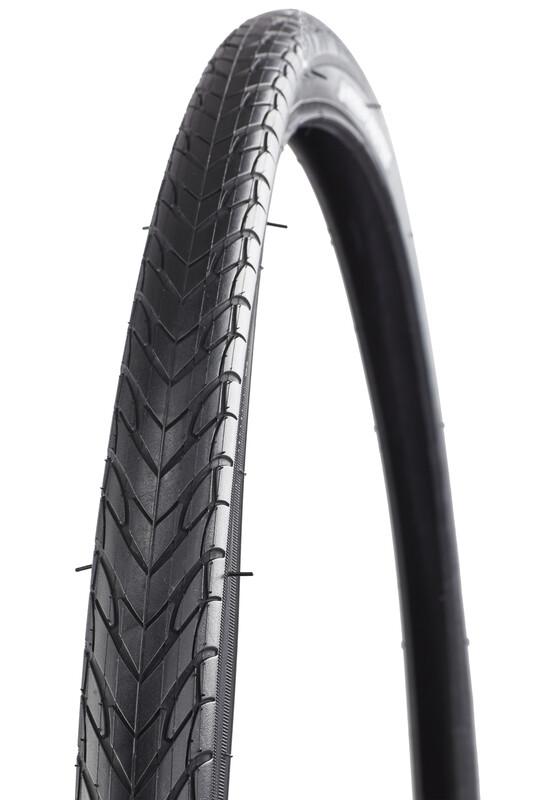 """Michelin Protek Fahrradreifen 28"""" Draht weiß 2017 Trekking & City Reifen, Gr. 3"""