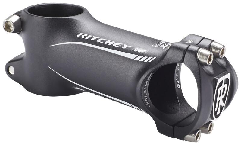 Ritchey Comp Vorbau 4-Axis Ø31,8mm 6° bb black 2017 Rennrad Vorbauten, Gr. 120
