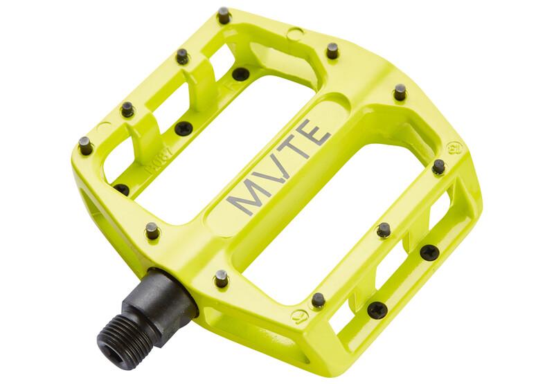 MVTE Reach Pedale gelb 2016 BMX, Dirt & Freeride Pedale