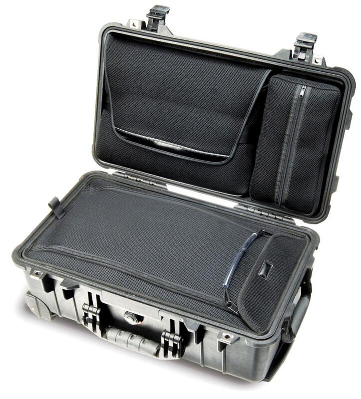 Peli Box 1510 Laptop Overnight Case schwarz 2017 Plastikboxen