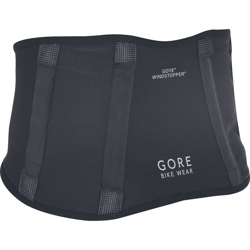 GORE BIKE WEAR Universal WS Kidney Warmer black M 2017 Accessoires, Gr. M
