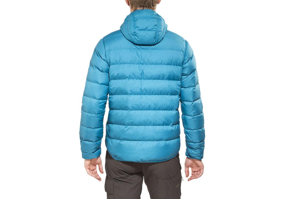 jack wolfskin helium down jacket men dark turquoise g nstig kaufen. Black Bedroom Furniture Sets. Home Design Ideas