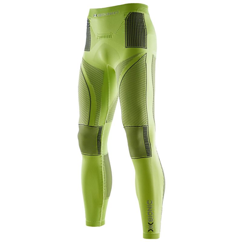Energy Accumulator Evo Pants Long M green lime/charcol 2015 Unterwäsche