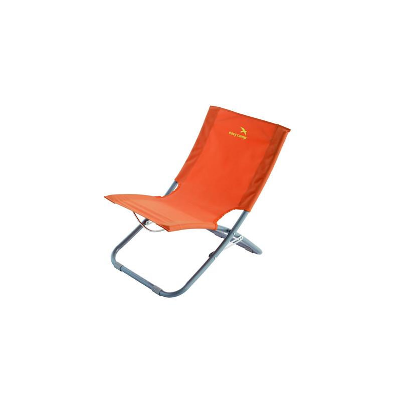 Wave Folding Chair orange Campingstühle