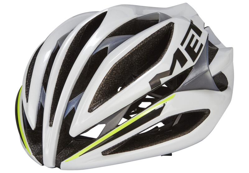 MET Sine Thesis Helmet white 58-61 cm 2017 Fahrradhelme, Gr. 58-61 cm