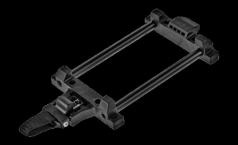 Gepäckträger Adapter black 2018 Zubehör Gepäckträger
