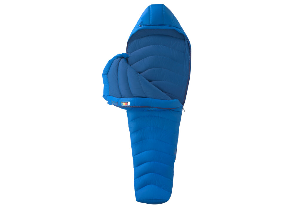 marmot helium sleeping bag long cobalt blue blue night g nstig kaufen. Black Bedroom Furniture Sets. Home Design Ideas