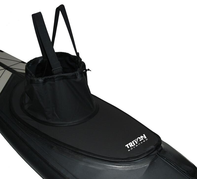 Triton advanced Spritzschürze Thermal PU 2017 Bootzubehör