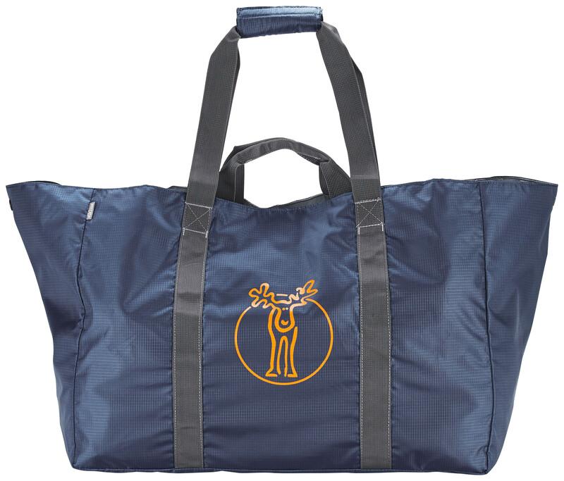 Elkline Baywatch Shoulder Bag Unisex navy - orange 2016 Umhängetaschen