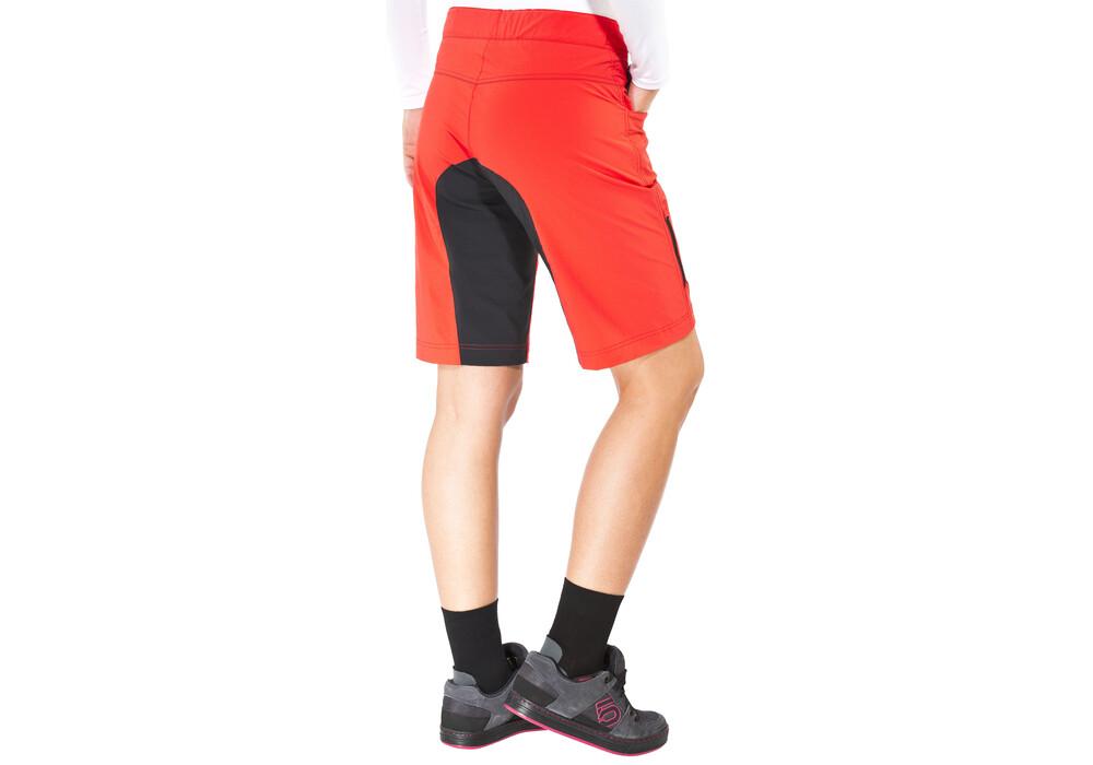 l ffler sportina csl bike shorts damen erdbeere g nstig kaufen. Black Bedroom Furniture Sets. Home Design Ideas