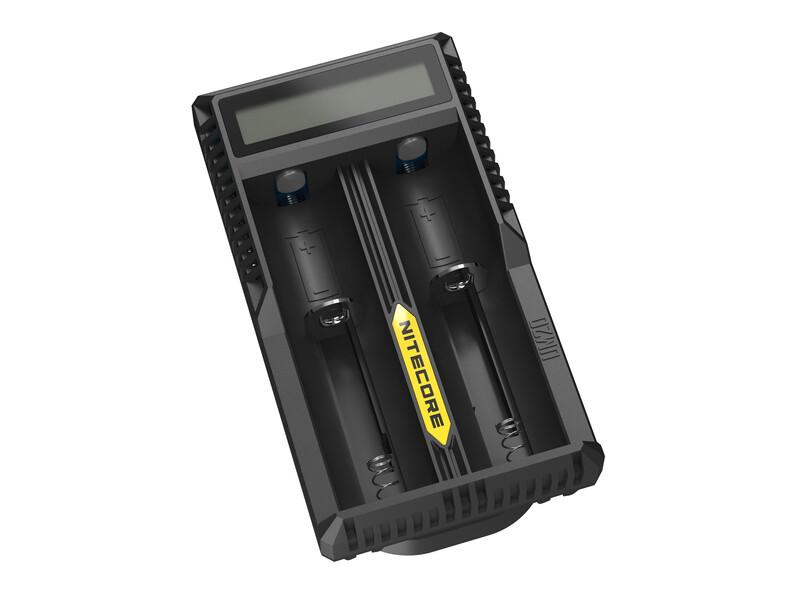 NITECORE USB Ladegerät UM 20 2017 Ladegeräte
