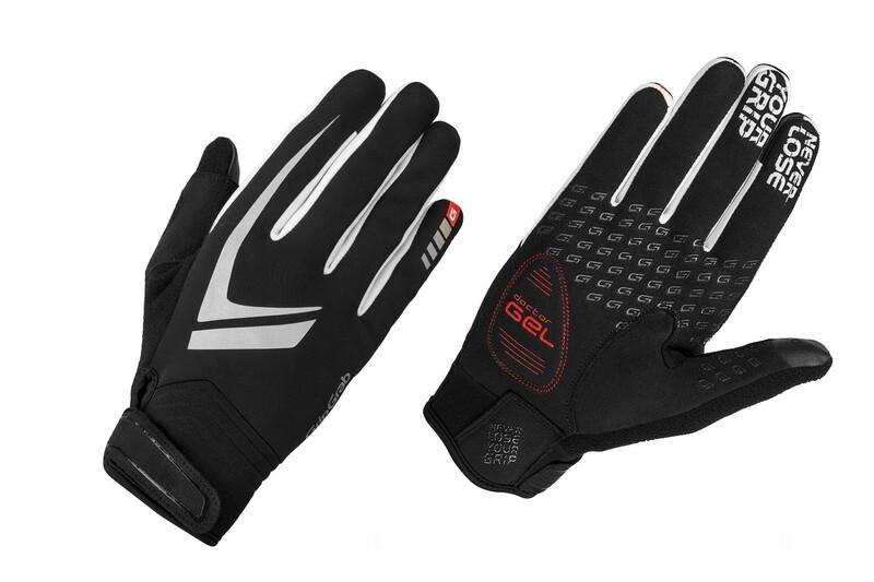 GripGrab Raptor Gloves Black M 2017 Accessoires, Gr. M