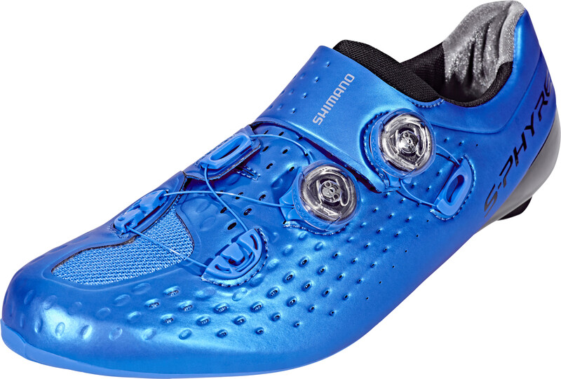 SH-RC9B Schuhe Unisex blue 44 2017 Fahrradschuhe