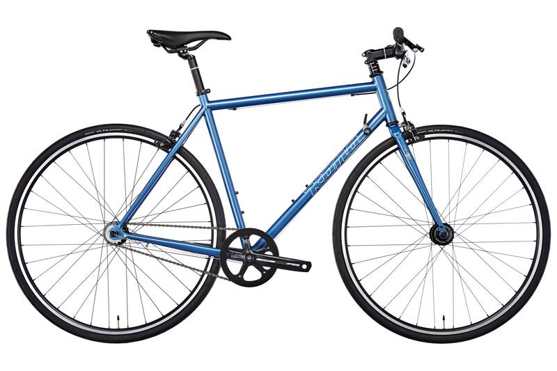 Kona Paddy Wagon 3 gloss blue 61 cm 2017 Cityräder, Gr. 61 cm