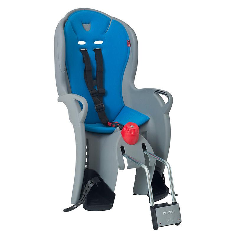 Sleepy Kindersitz grau/hellblau Kindersitz-Systeme