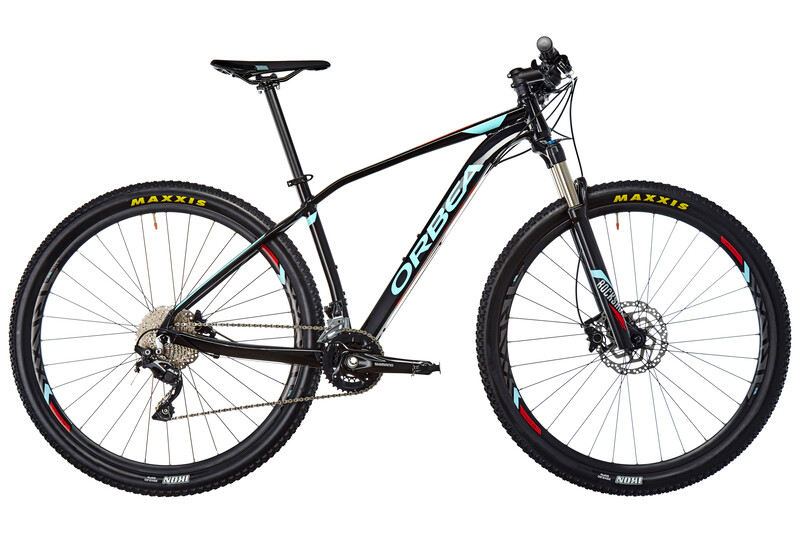"Alma H50 black-blue-red 18 / 46 cm (27.5"") 2017 Mountainbikes"