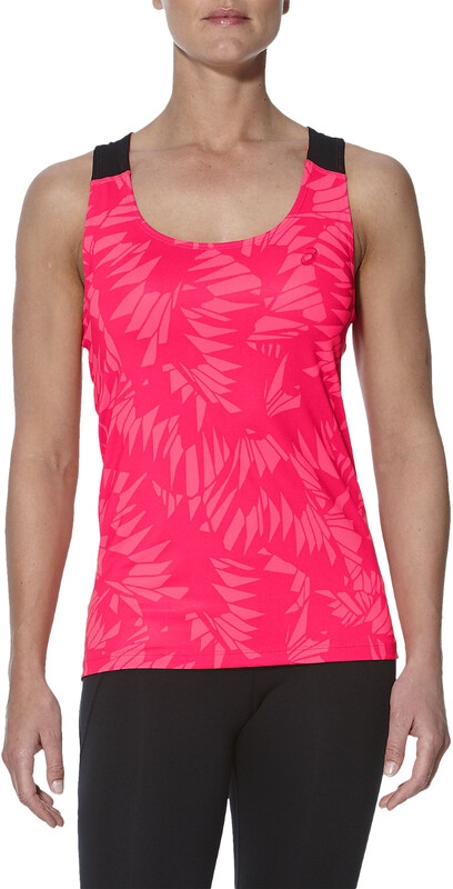 asics GPX Fitted Tank Women diva pink 2017 Laufshirts, Gr. XS