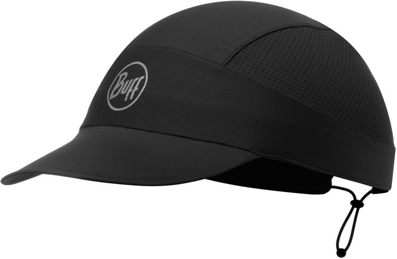 Pack Run Cap R-solid black 2017 Handschuhe & Mützen